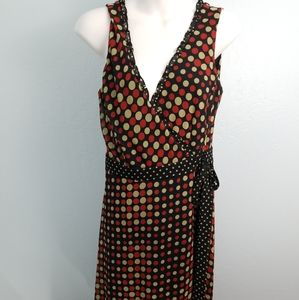 Jonathan Martin Polka Dot Dress 80320-1 C5